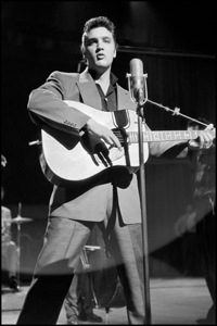 Elvis Presley au Dorsey Brother's stage show