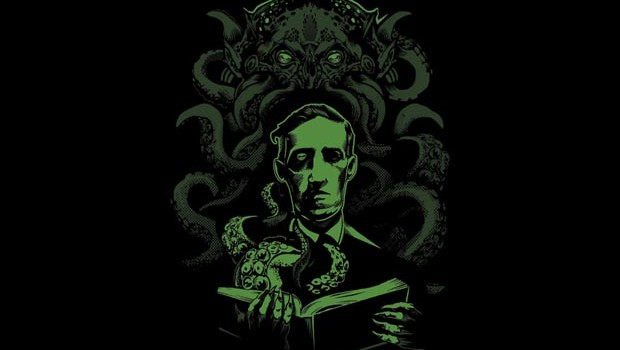 H. P. Lovecraft et Cthulhu